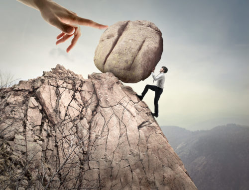 3 small steps for taking back control of your life